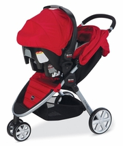 Brand New Britax B-Agile 2014 Travel System For Sale