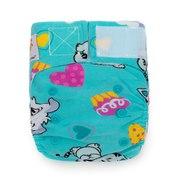 KaWaii Baby Newborn Pure & Natural Pocket Cloth Diaper Mom Label