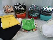 Buy super-stretchy and soft newborn cloth diapers in Canada