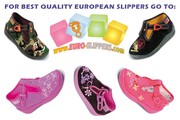 European footwear for kids.